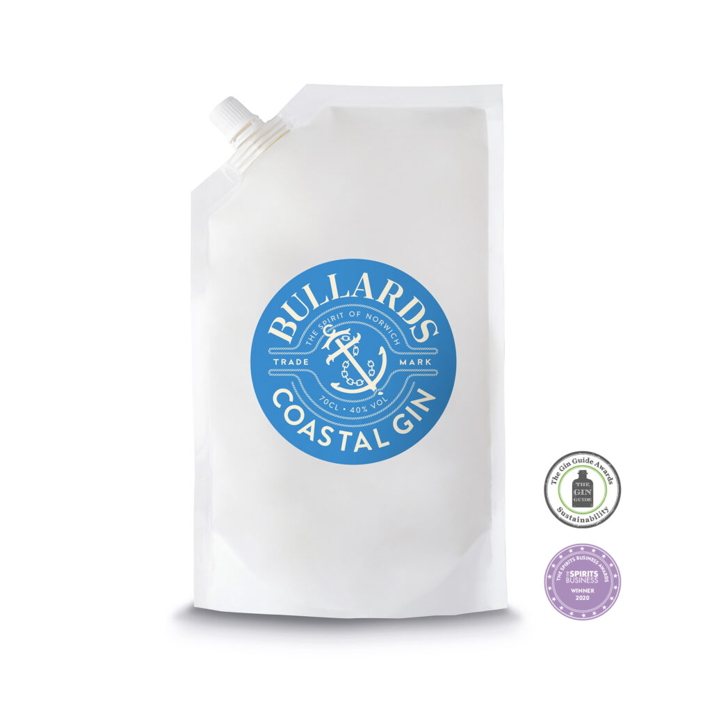 Coastal gin Eco-Refill Pouch